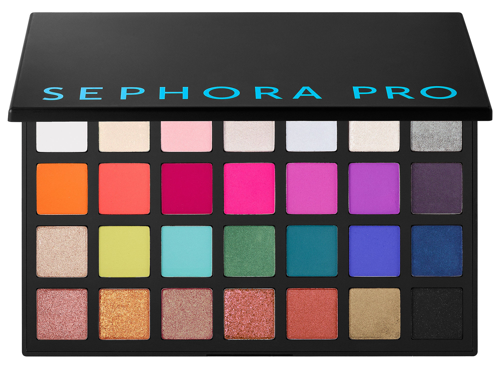 Sephora Pro Editorial Eyeshadow Palette  (1)