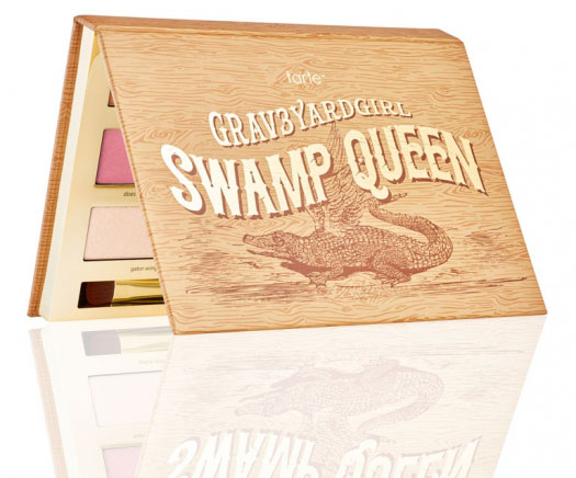 tarte introduces swamp queen palette co created with youtube personality grav3yardgirl news. Black Bedroom Furniture Sets. Home Design Ideas