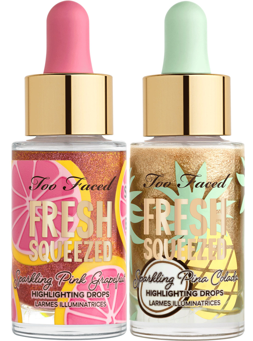 Too Faced Tutti Frutti Collection For Fall 2018