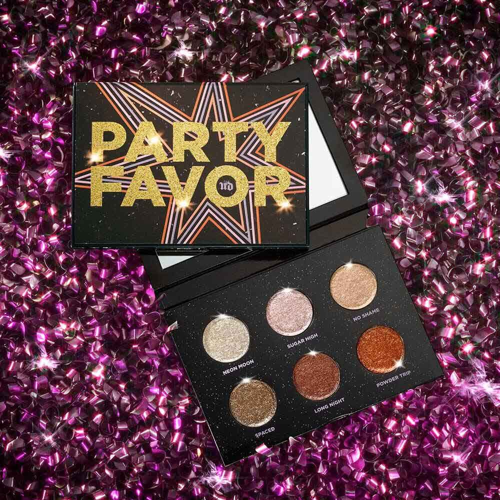 Urban Decay Party Favor Moondust Palette visual