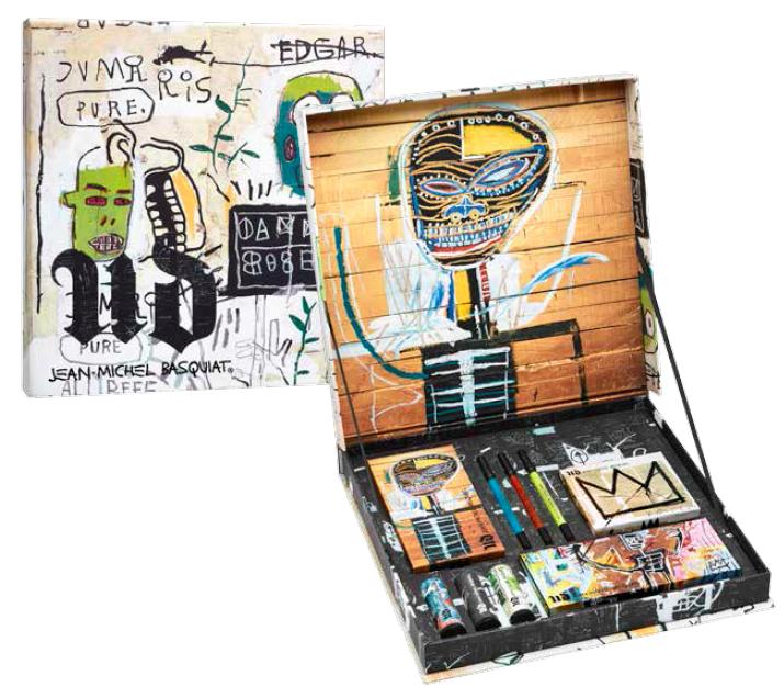 Urban Decay x Jean Michael Basquiat Vault