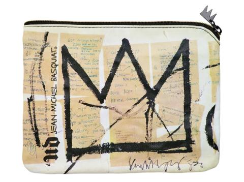 Urban Decay x Jean-Michel Basquiat Gallery Makeup Bag