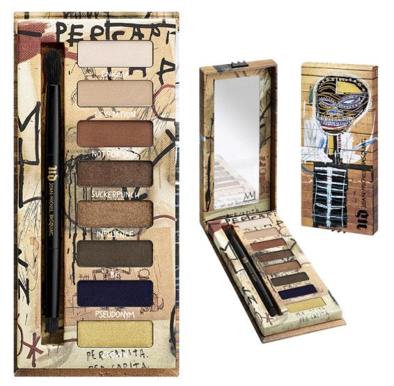 Urban-Decay-x-Jean-Michel-Basquiat-Gold-Griot-Eyeshadow-Palette