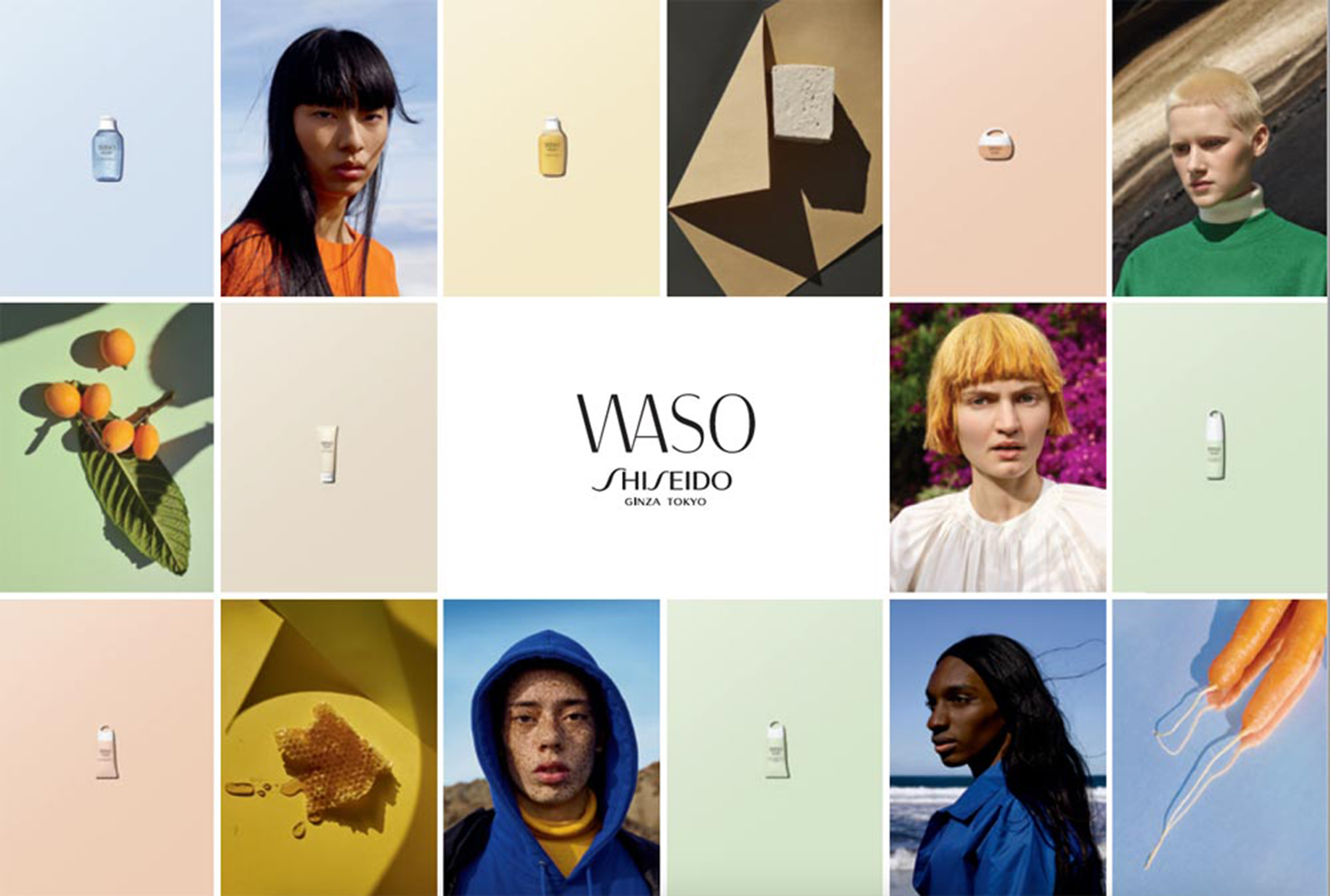 Shiseido Introduces Waso Skincare For Millennials News