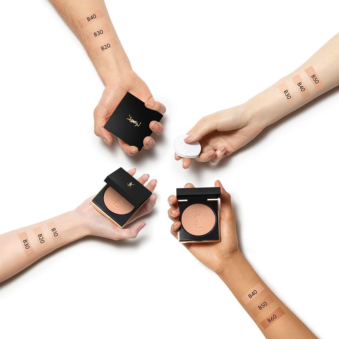 Yves Saint Laurent Introduces All Hours Powder News Beautyalmanac
