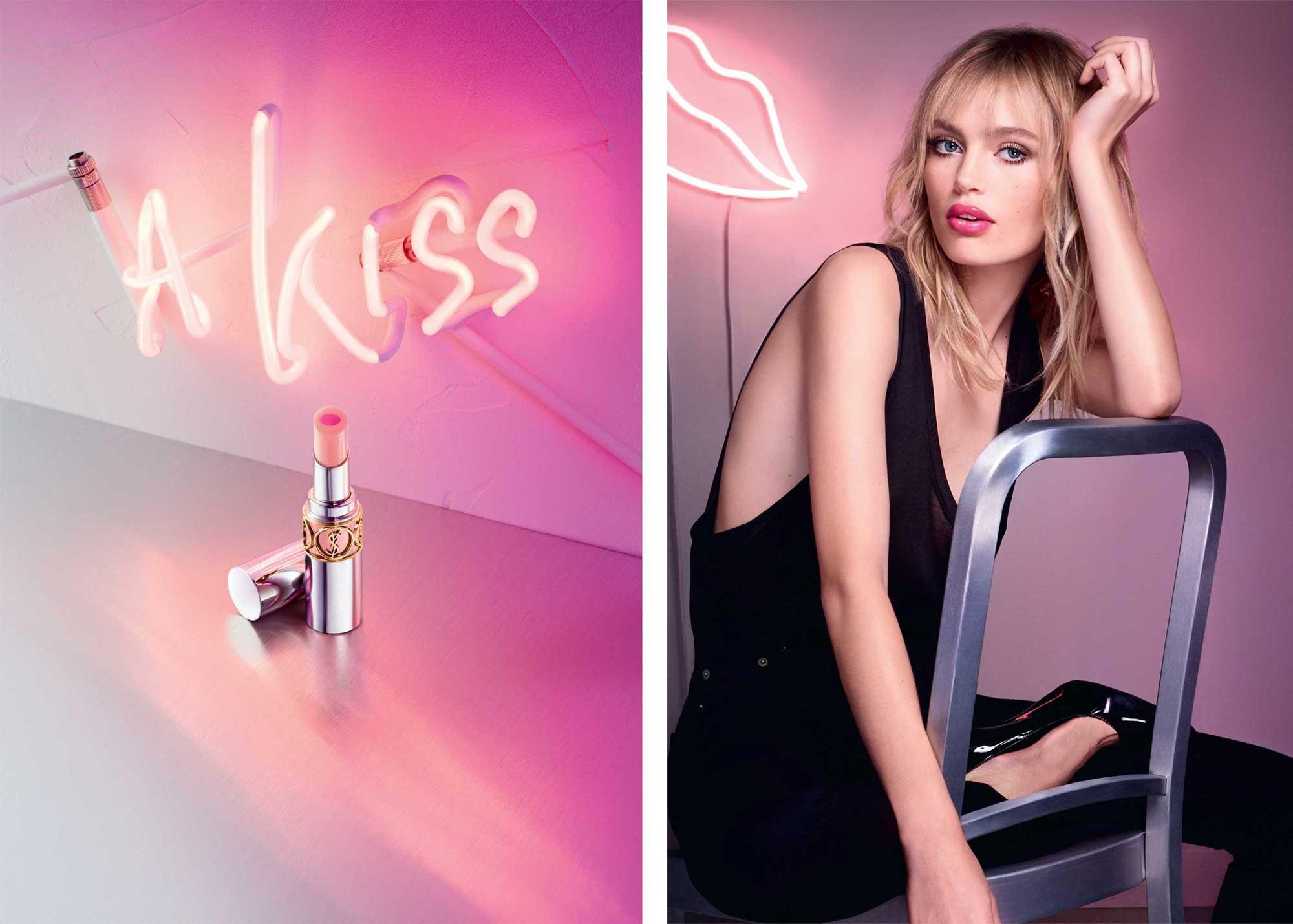 Yves Saint Laurent Volupt 233 Tint Balm News Beautyalmanac