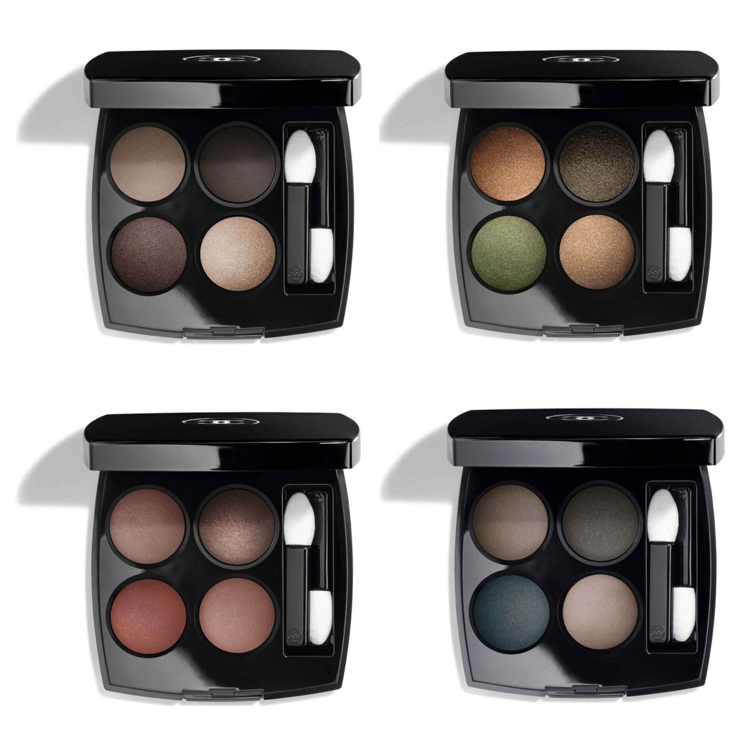 8108da30c0 Chanel New Eye Collection | News | BeautyAlmanac