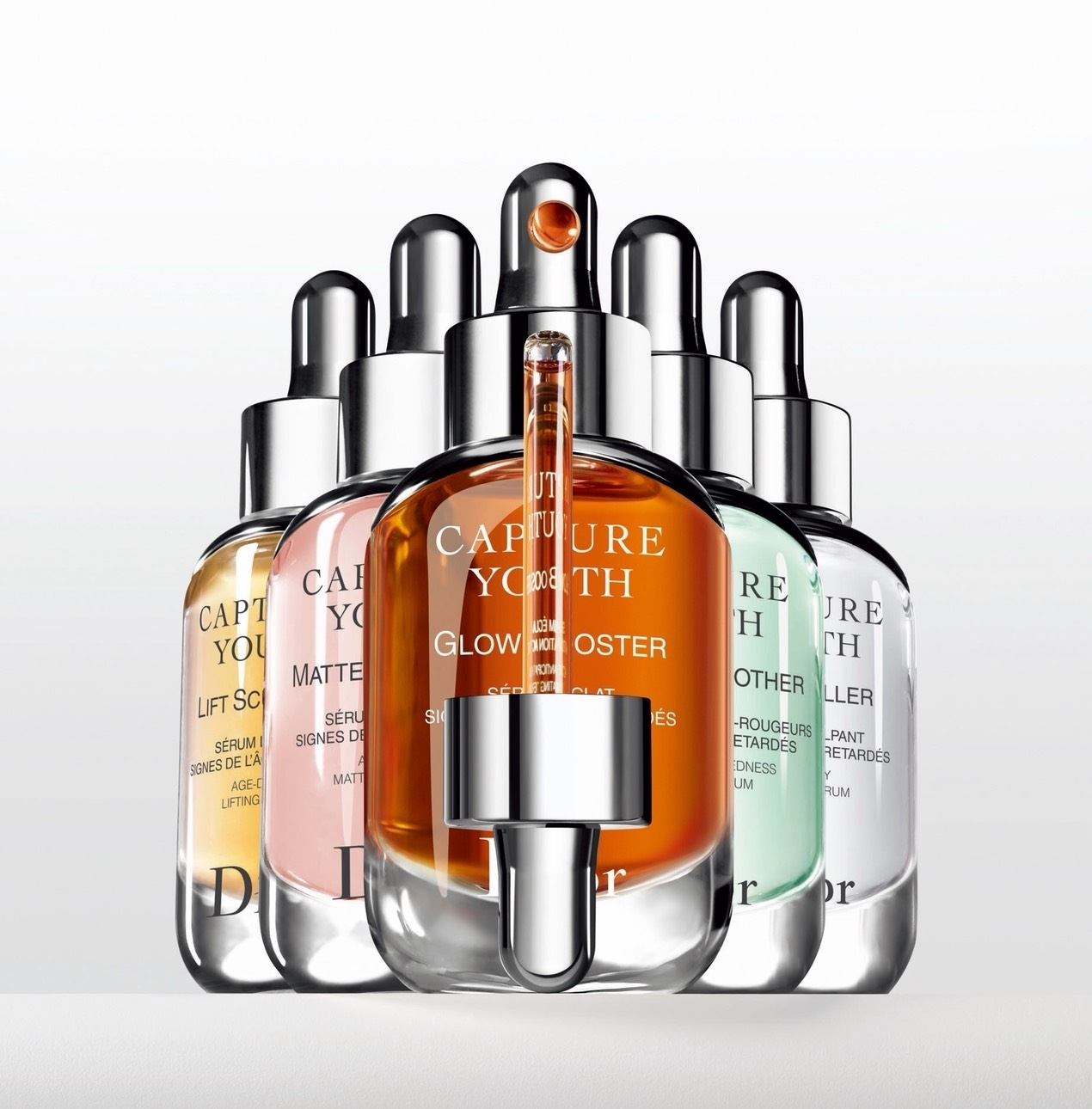 2b044225db Dior to Launch Capture Youth age-delaying skincare   News ...