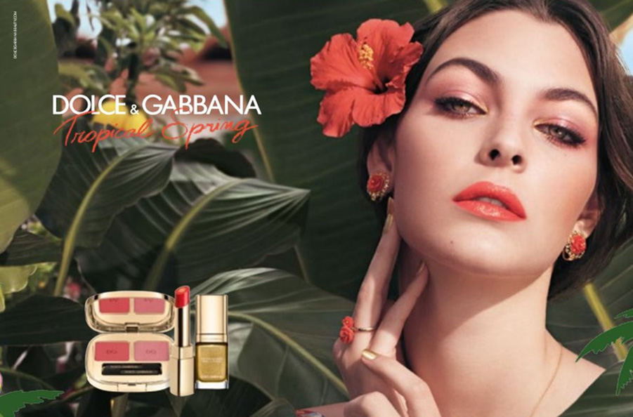 Dolce and gabbana makeup
