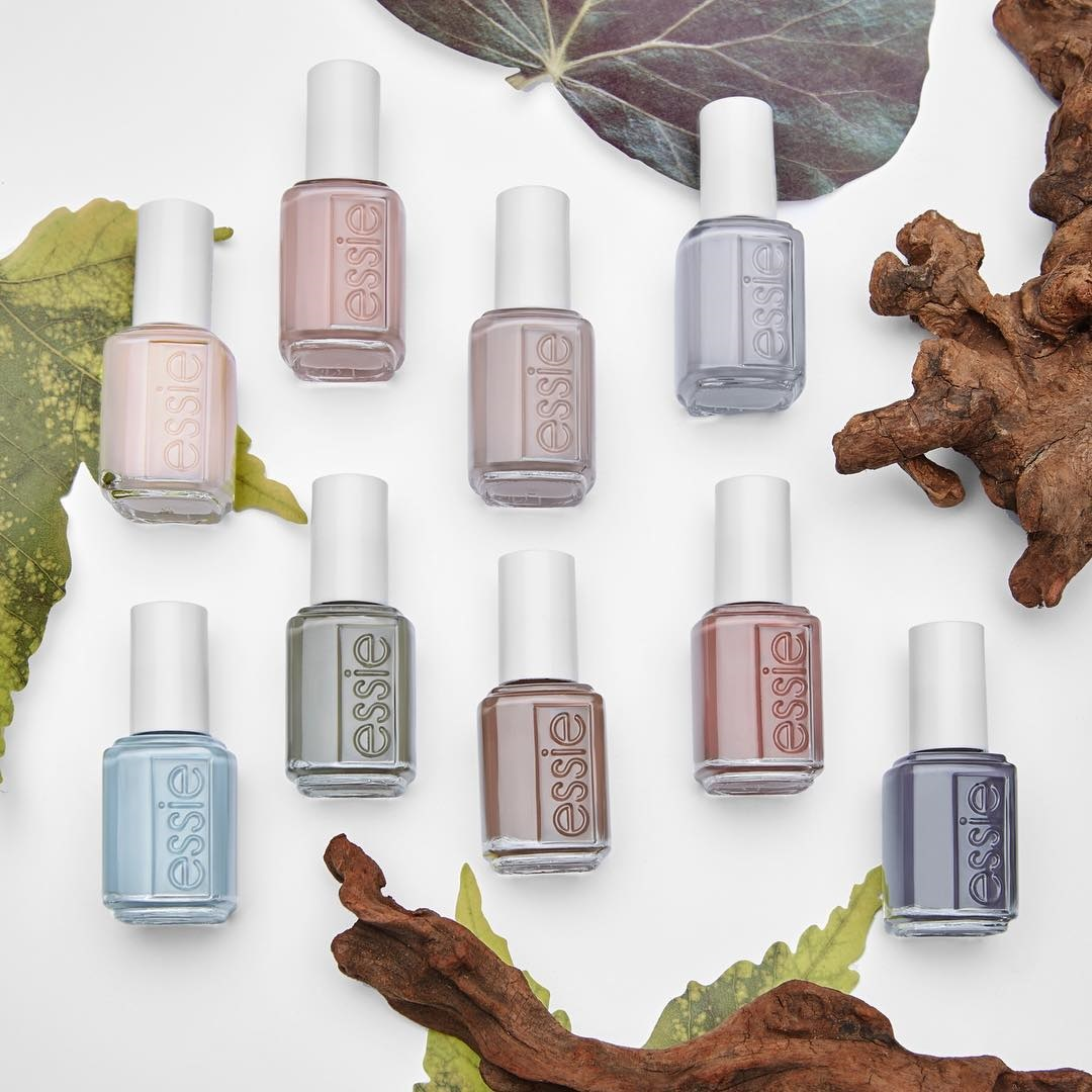 Essie Wild Nudes Collection | News | BeautyAlmanac