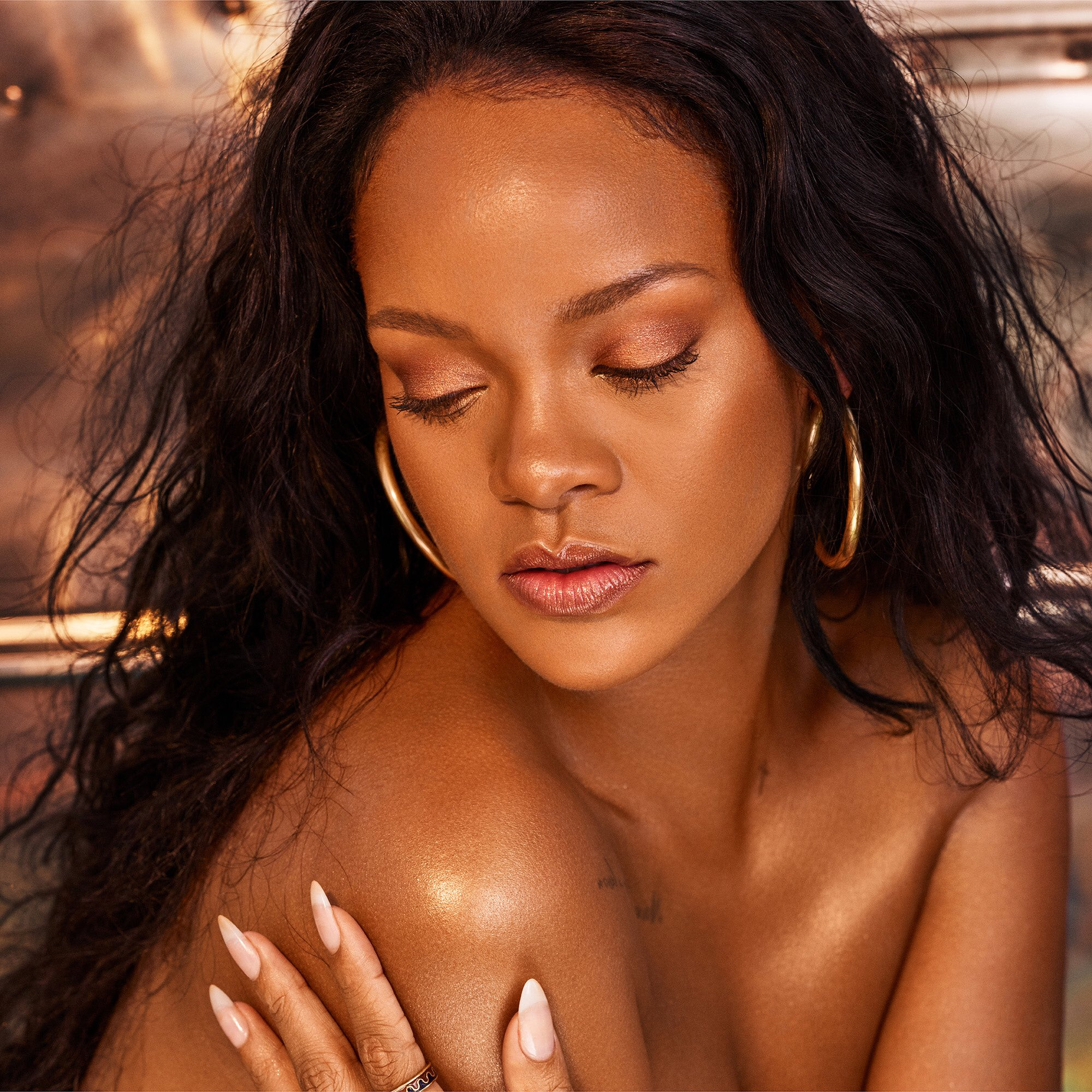 Image result for fenty beauty beach please