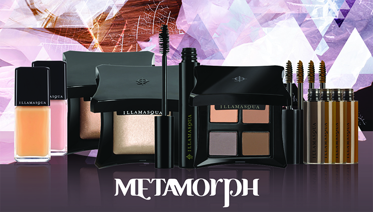 illamasqua metamorph collection for spring 2016 visual