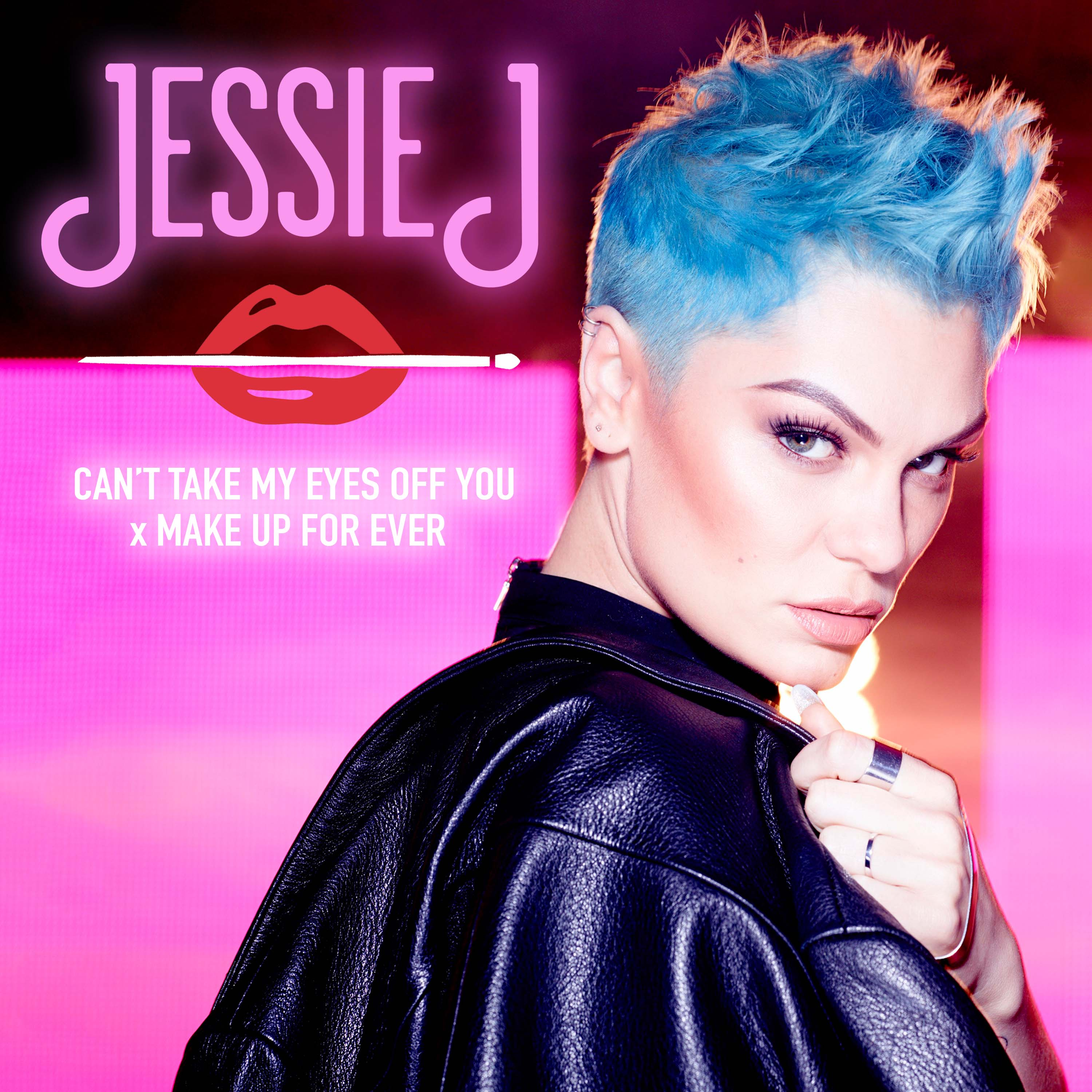 jessie J for Make up For Ever