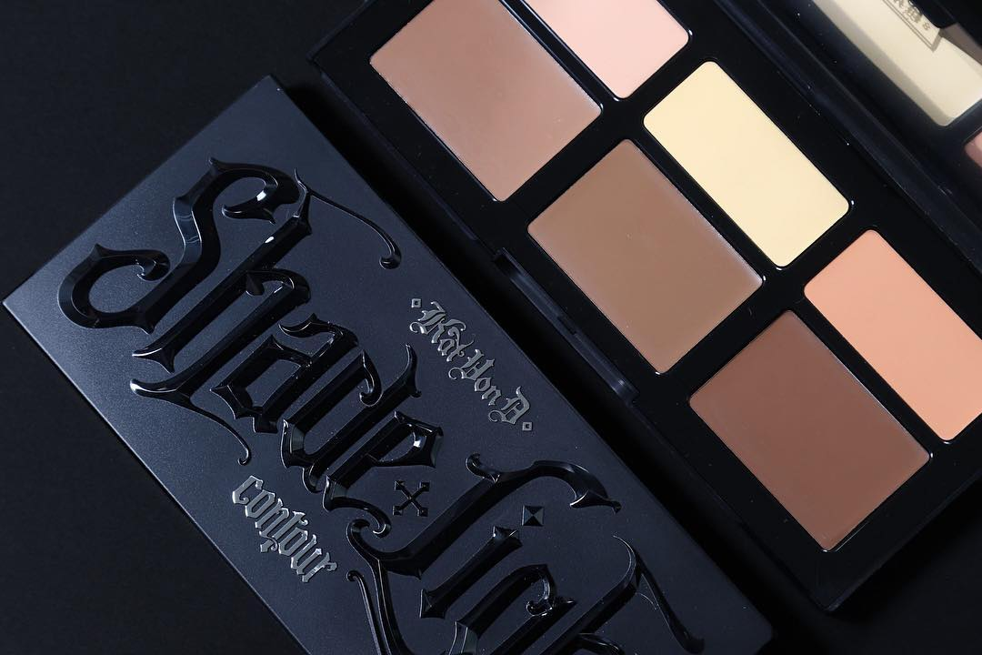 kat von d shade & light creme palette