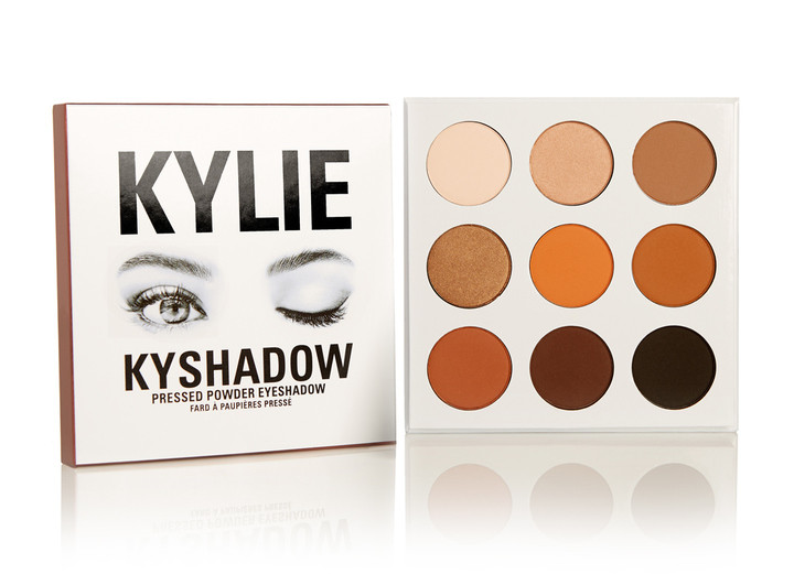 Kylie Jenner launches her first eyeshadow palette News