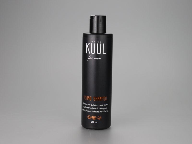 kuul shampoo beard