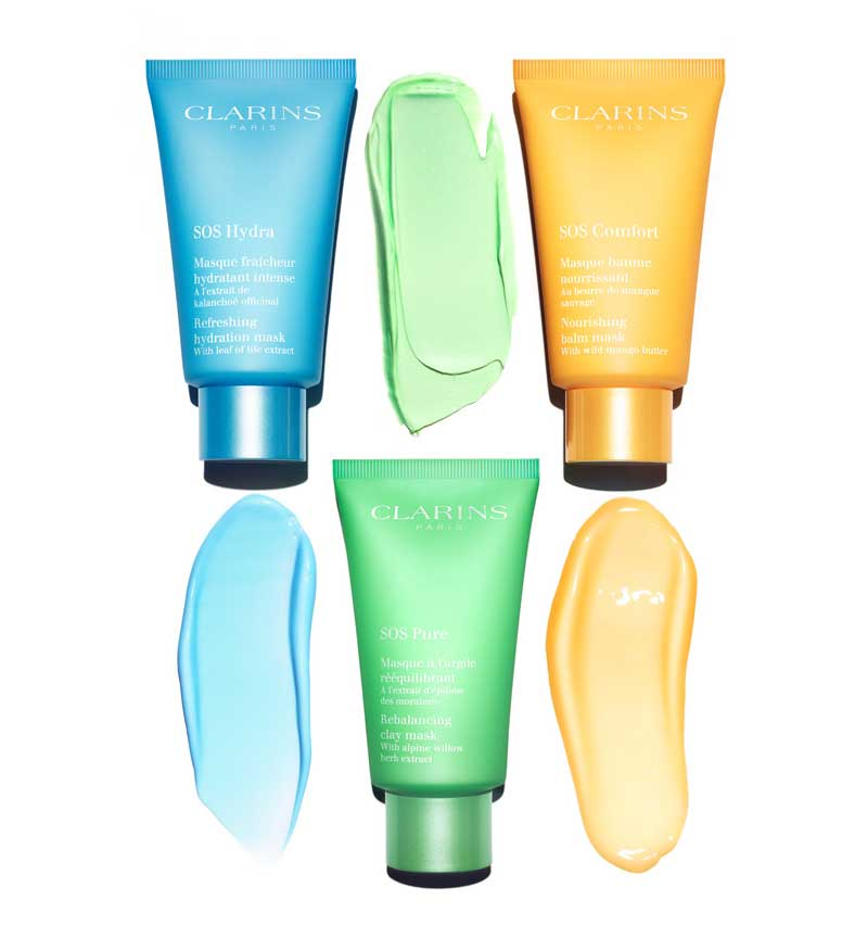 SOS Comfort Nourishing Balm Mask by Clarins #12