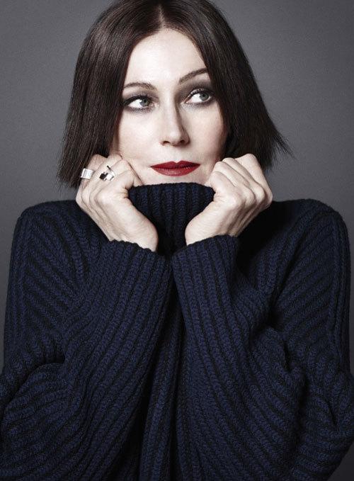 model Susan Moncur for NARS