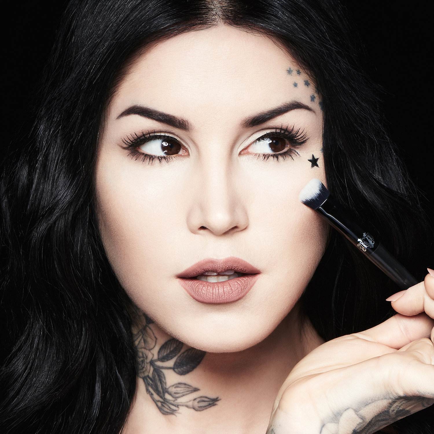 Kat Von D Concealer Powder Brushes For Fall 2016 News