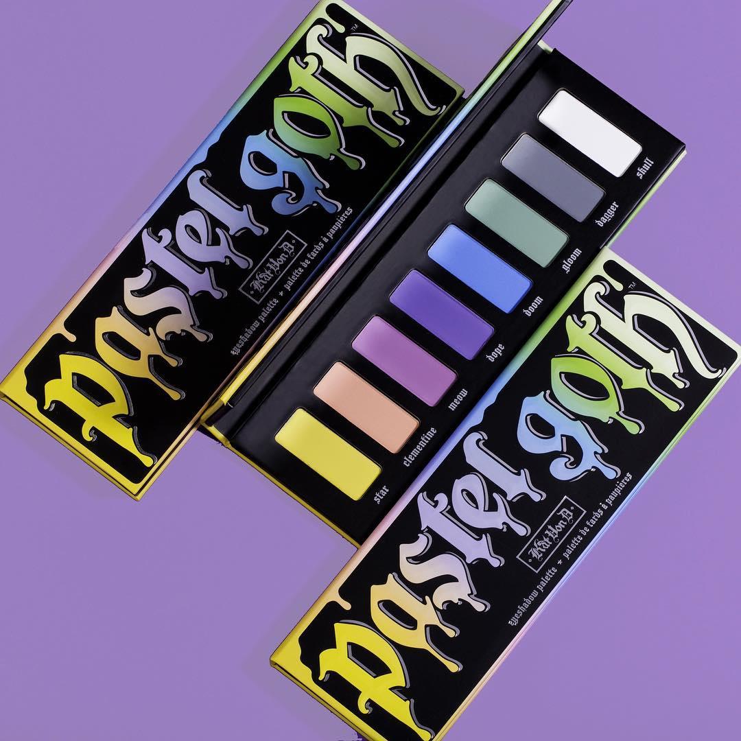 pastel goth palette kat von d box