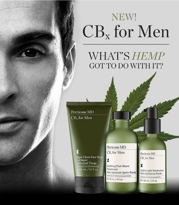 perricone md hemp collection