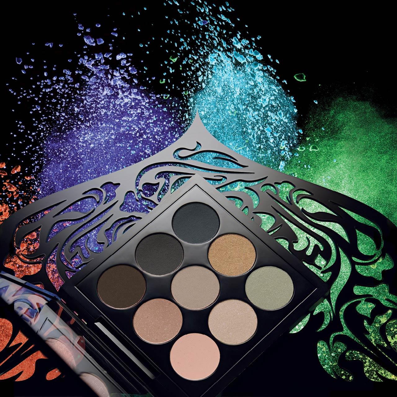 Mac Eid Mubarak Eyeshadow Palette For Ramadan 2016 News