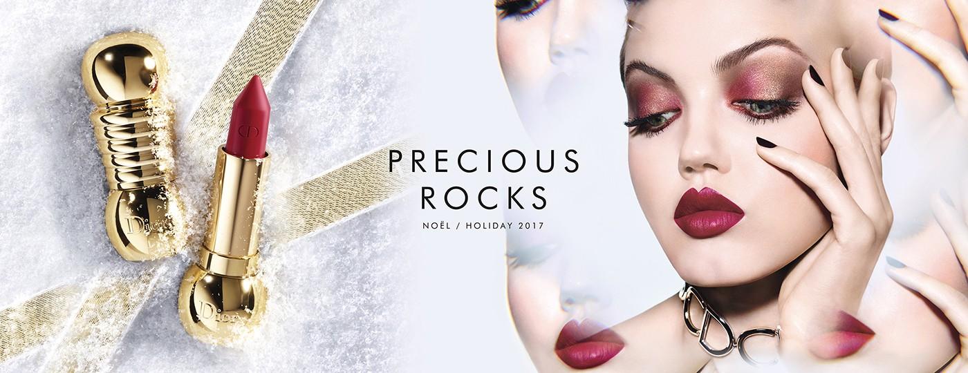 dior make up noel 2018 Dior Precious Rocks Holiday 2017 | News | BeautyAlmanac dior make up noel 2018