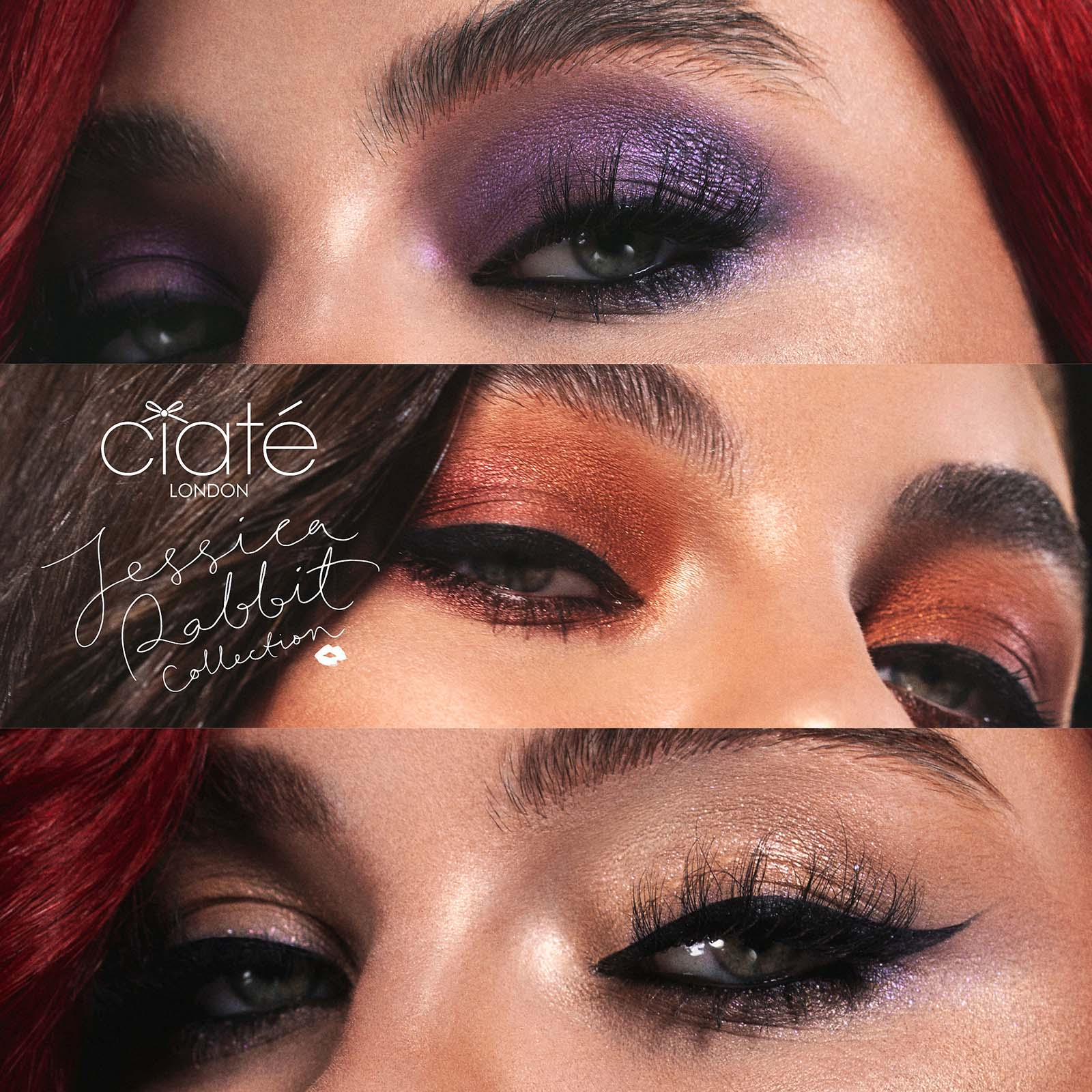 Ciate Makeup: Ciate Jessica Rabbit Makeup Collection