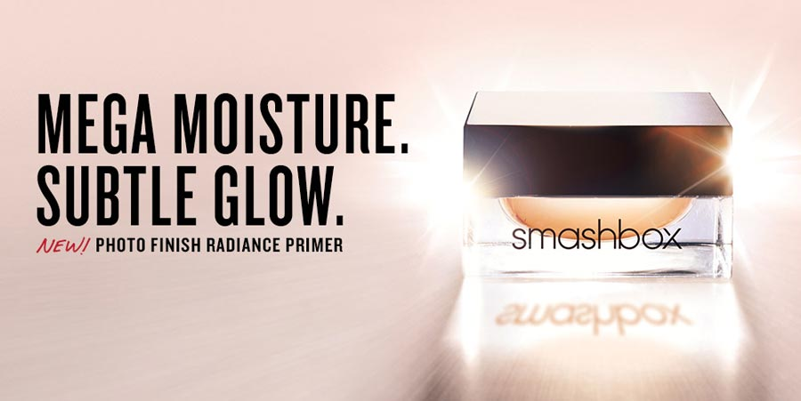 Smashbox Photo Finish Radiance Primer For Golden Hour Glow News