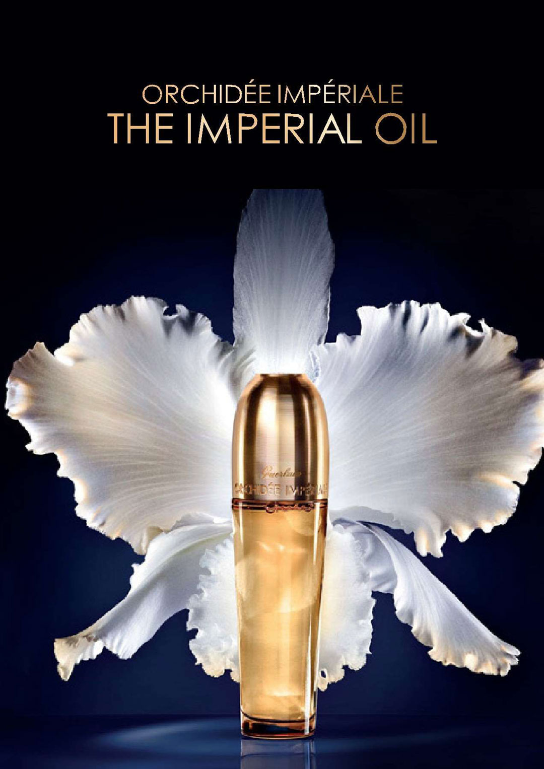 Image result for guerlain orchid oil
