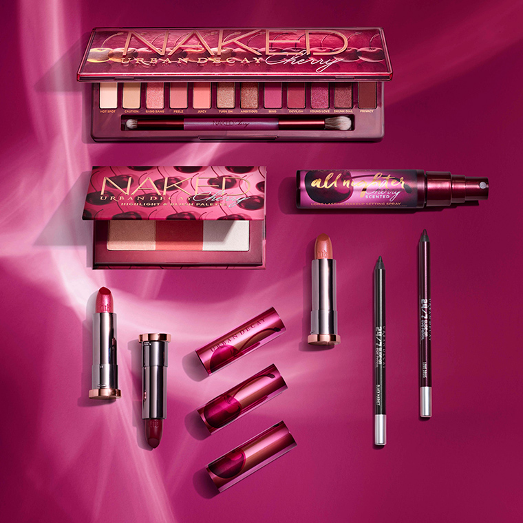Urban Decay just launched the most AMAZING Naked Cherry