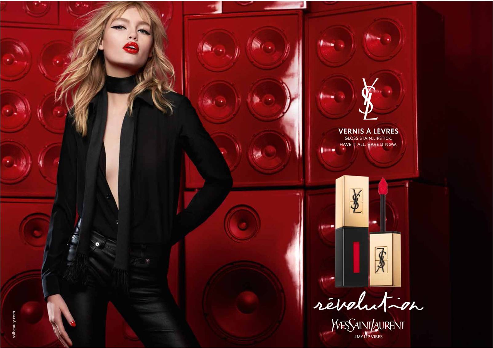 Yves Saint Laurent Vernis 224 L 232 Vres 2017 News Beautyalmanac